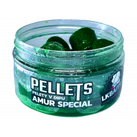LK Baits Pellets in dip Amur Special 17mm, 60g