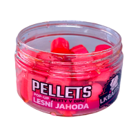 LK Baits POP-UP Pellets in dip Wild Strawberry 2mm, 40g