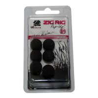 LK Baits ZIG RIG Pop–Up 14 mm – Black