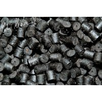 LK Baits Salt Black Hallibut Pellets 1kg, 8mm