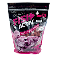 LK Baits Fish Activ Plus Spice Shrimp 1Kg