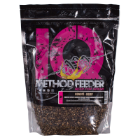 LK Baits IQ Method Feeder Hemp 1kg