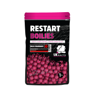 LK Baits ReStart Boilies Wild Strawberry