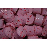 LK Baits Duo X-Tra Pellets Wild Strawberry/Carp Secret 1kg, 20mm